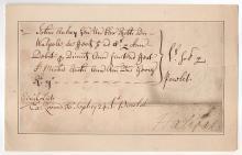 Sir John Aubrey, 3rd Baronet (1680-1743)