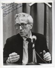 [UNITED NATIONS] Charles M. Lichenstein (1926-2002)
