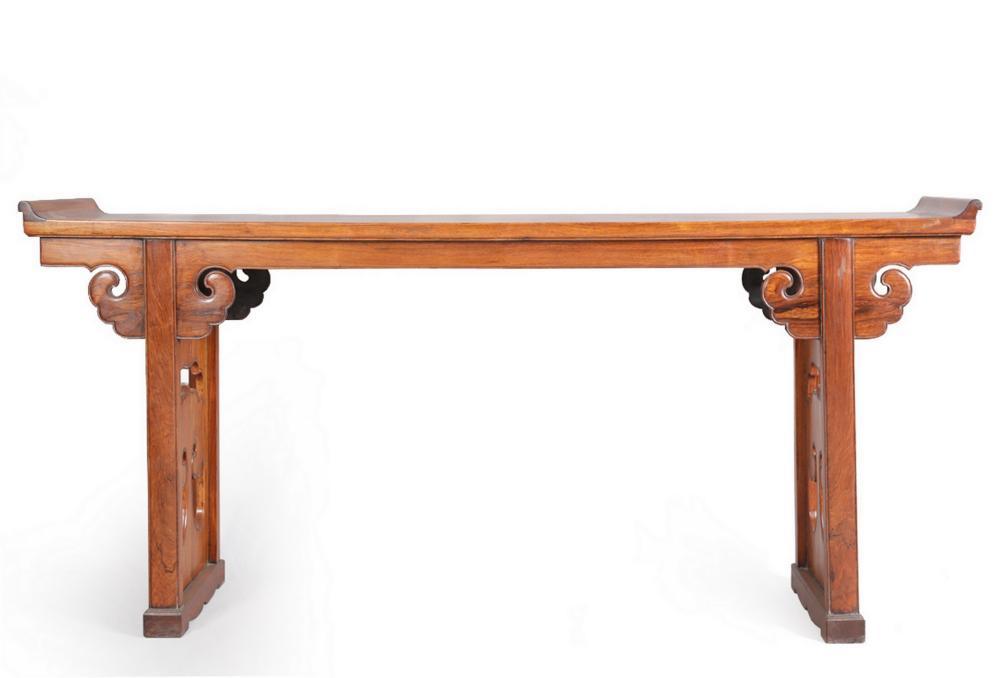 HUANGHUALI WOOD ALTAR TABLE