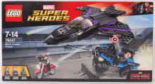 LEGO SUPER HEROES; A Lego DC S