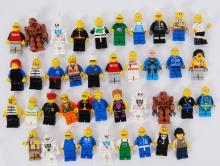 LEGO MINIFIGS: A collection of