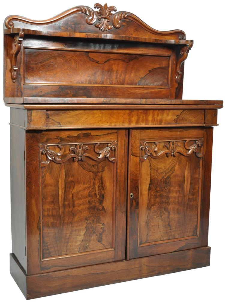 A Fine 19th Century Rosewood C