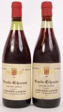 Two bottles of vintage 1976 Fr