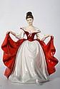 A Royal Doulton Figurine of Sara HN2265