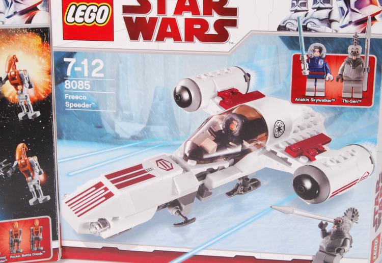 lego star wars freeco speeder instructions