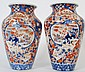 A pair of late 18th / early 19th century Imari