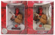 SIDESHOW COLLECTIBLES HELLBOY DVD GIFT SET