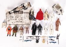 VINTAGE PALITOY / KENNER STAR WARS ACTION FIGURES & WEAPONS