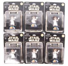 STAR WARS ' STAR TOURS ' MINI MOUSE ACTION FIGURES