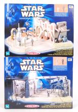 STAR WARS MICRO MACHINES ACTION FIGURE PLAYSETS