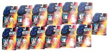 KENNER STAR WARS CARDED ACTION FIGURES