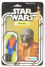 RARE PALITOY STAR WARS CARDED ACTION FIGURE