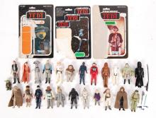COLLECTION OF VINTAGE STAR WARS KENNER / PALITOY ACTION FIGURES