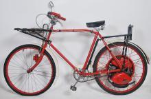 RARE POSTMAN'S CYCLEMASTER 32cc BICYCLE