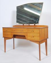 A mid century Alfred Cox for AC furniture dressing