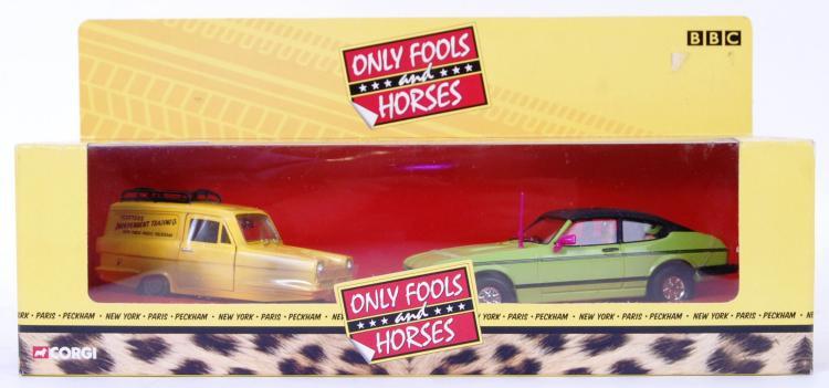 ONLY FOOLS & HORSES; A Corgi b