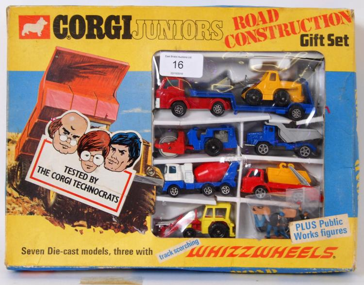 CORGI GIFT SET: An original vi