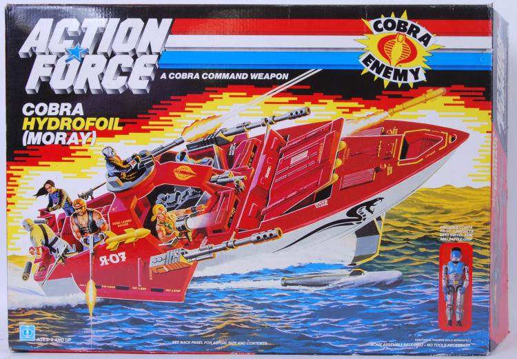 ACTION FORCE: A vintage Hasbro