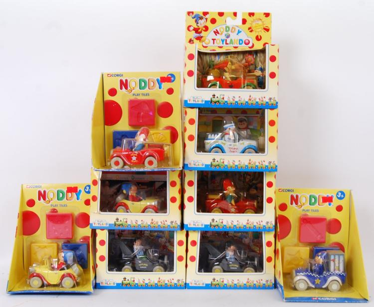 NODDY: A collection of 9x asso