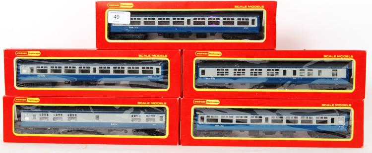 HORNBY: A collection of 5x Hor