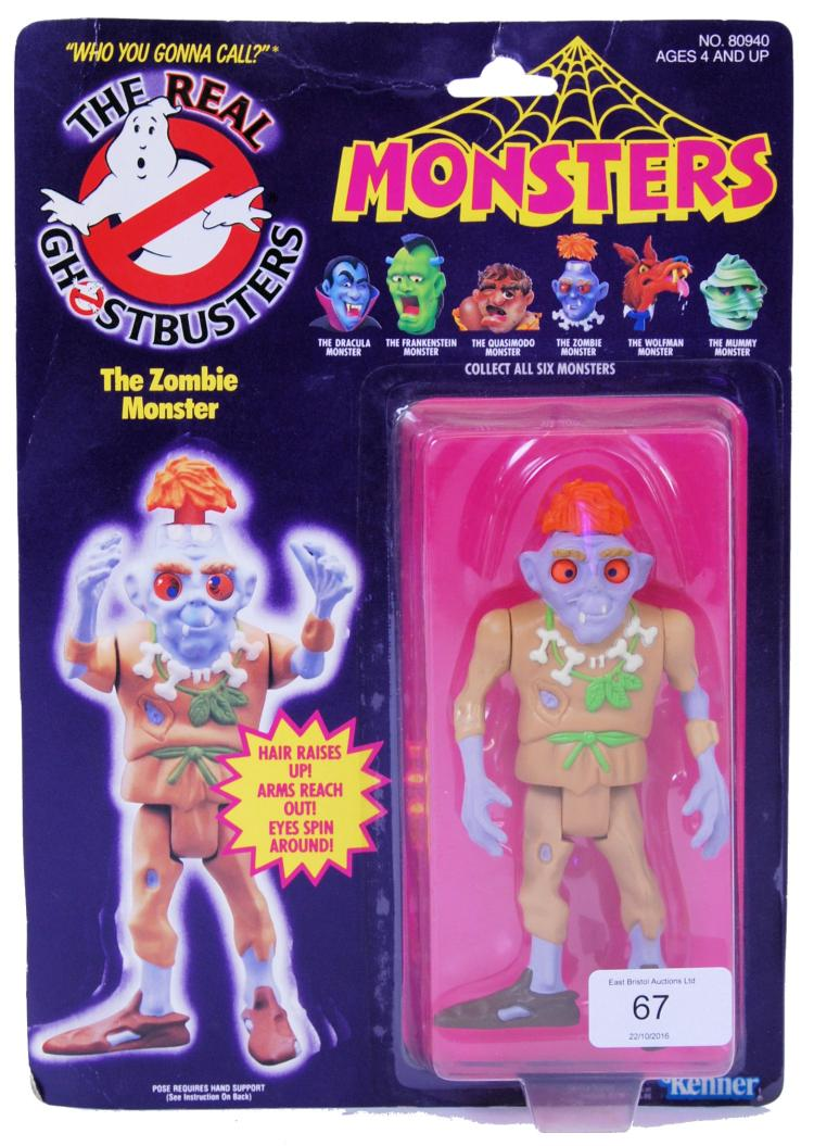 THE REAL GHOSTBUSTERS: An orig
