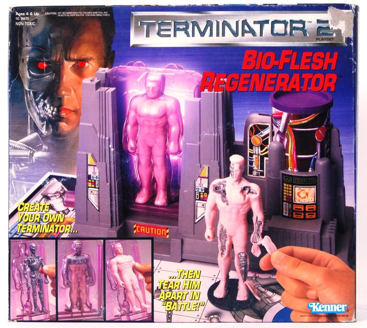 TERMINATOR: An original Kenner
