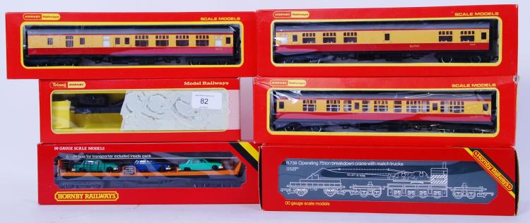 HORNBY: A collection of assort
