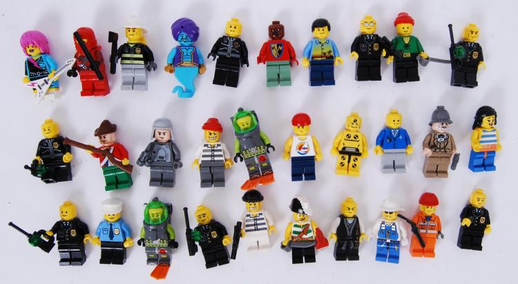 LEGO: A good assortment of 30x