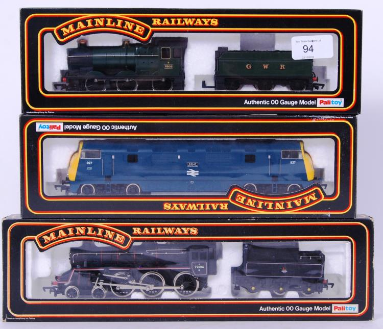 MAINLINE: A collection of 3x M