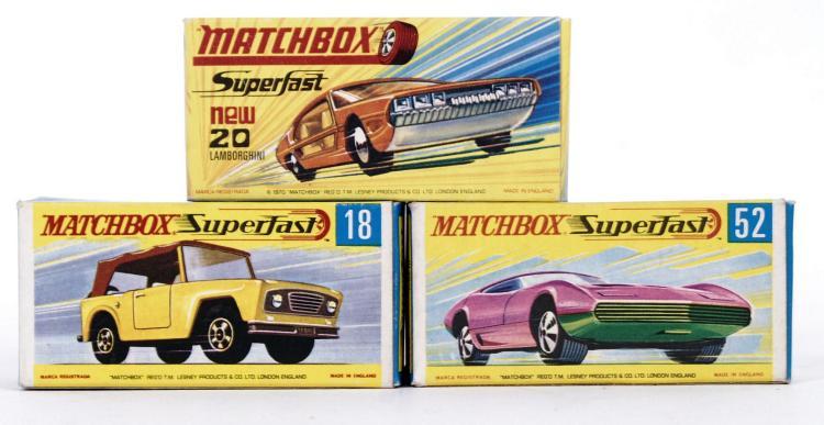 MATCHBOX SUPERFAST: A collecti