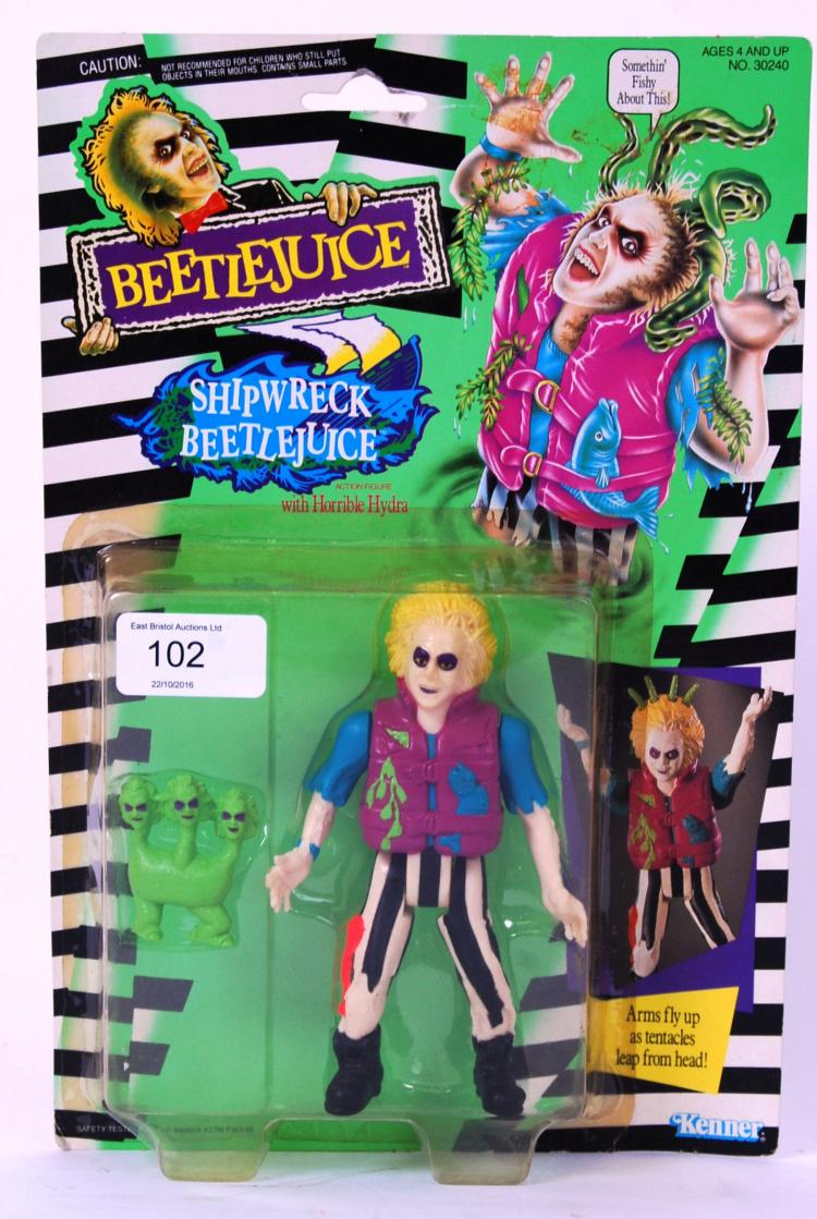 BEETLEJUICE: An original vinta
