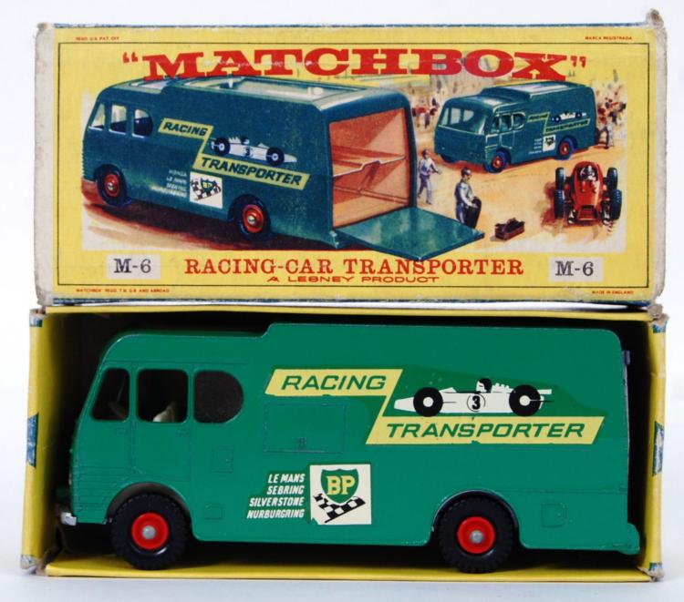 MATCHBOX: An original vintage