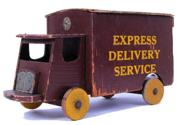 GWR EXPRESS DELIVERY: A charmi
