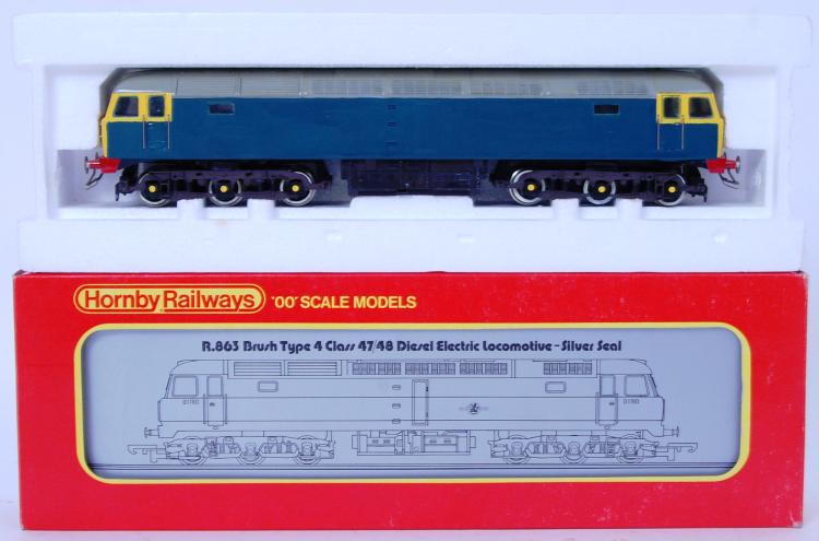 HORNBY: An original 00 gauge H