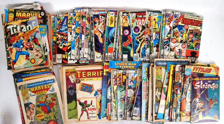 COMICS: A LARGE collection (x2