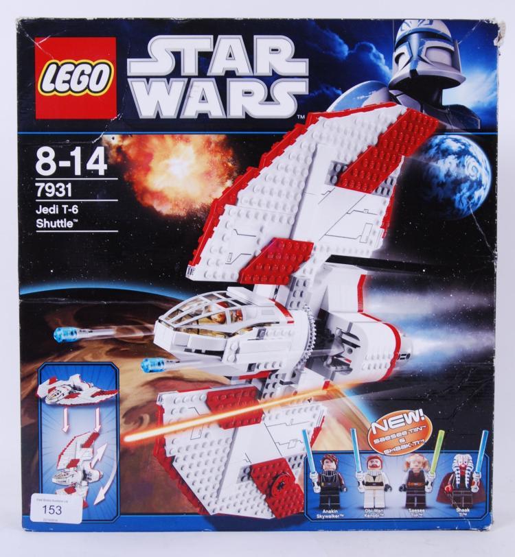 LEGO: An original Lego Star Wa