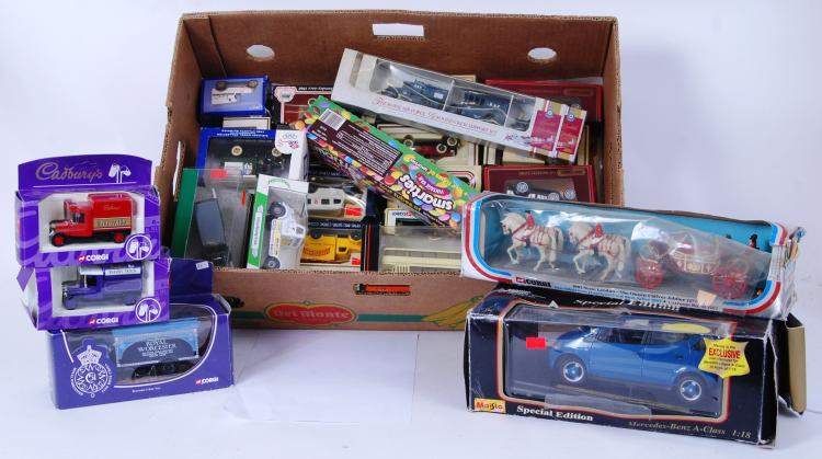 DIECAST: A collection of assor