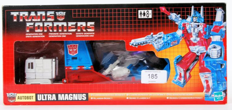 TRANSFORMERS: A Hasbro made 19