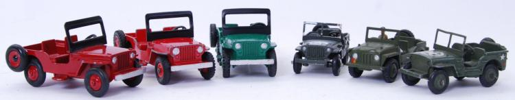 DINKY: A collection of 6x asso