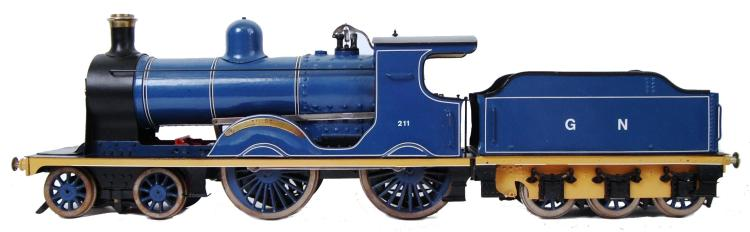 RARE 4 1/25'' GAUGE LOCOMOTIVE