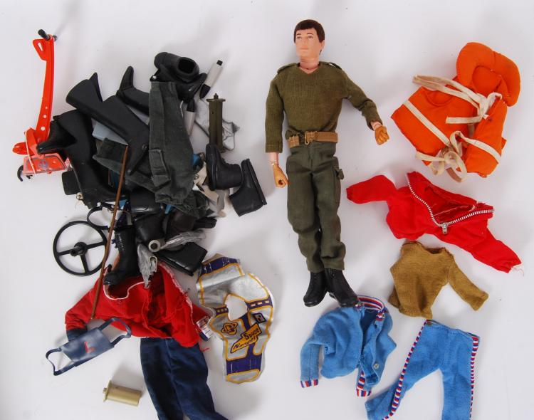ACTION MAN: A collection of vi