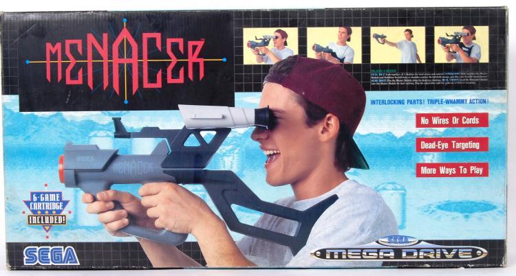 SEGA MENACER: An original Sega