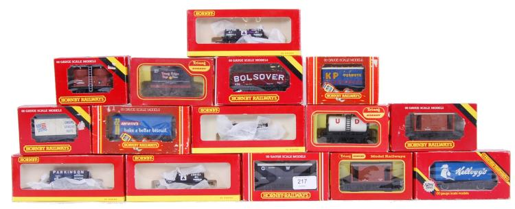 HORNBY: A varied collection of