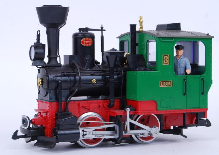 G SCALE: An Lehmann G Scale el