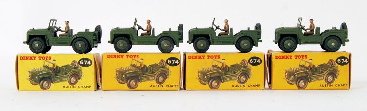 DINKY: A collection of 4x orig