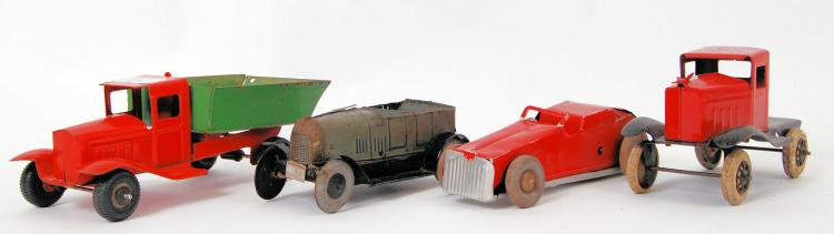 TINPLATE: A collection of 4x p