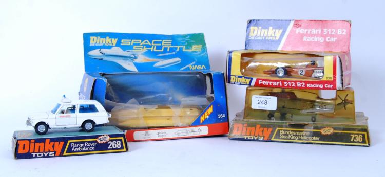 DINKY: A collection of 4x vint