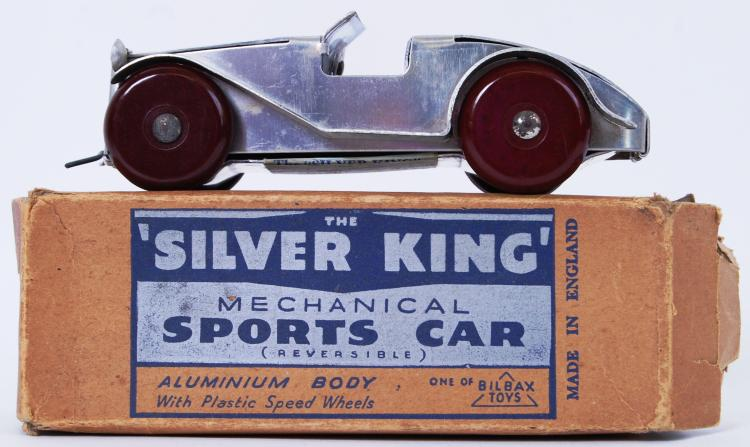 SILVER KING: A scarce 1940's S