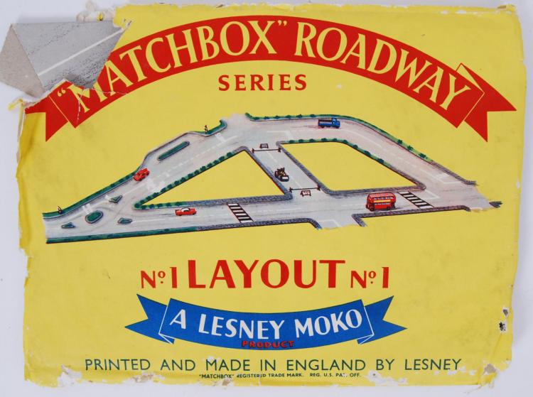 MATCHBOX LESNEY: An original s