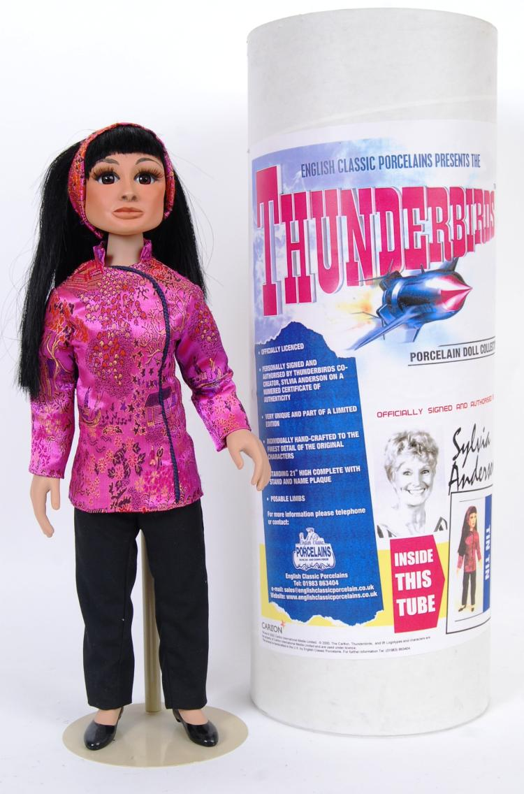 THUNDERBIRDS: A rare Thunderbi